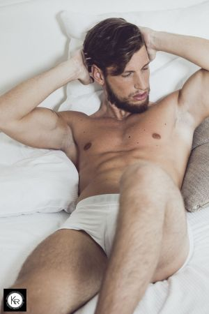 Auteur model Tom Rotmans -