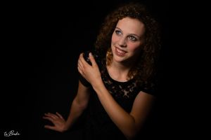 Auteur model Carlein -  Artiest : M. te Brake Copyright : te Brake Fotografie  Camera : SONY ILCE-7M2